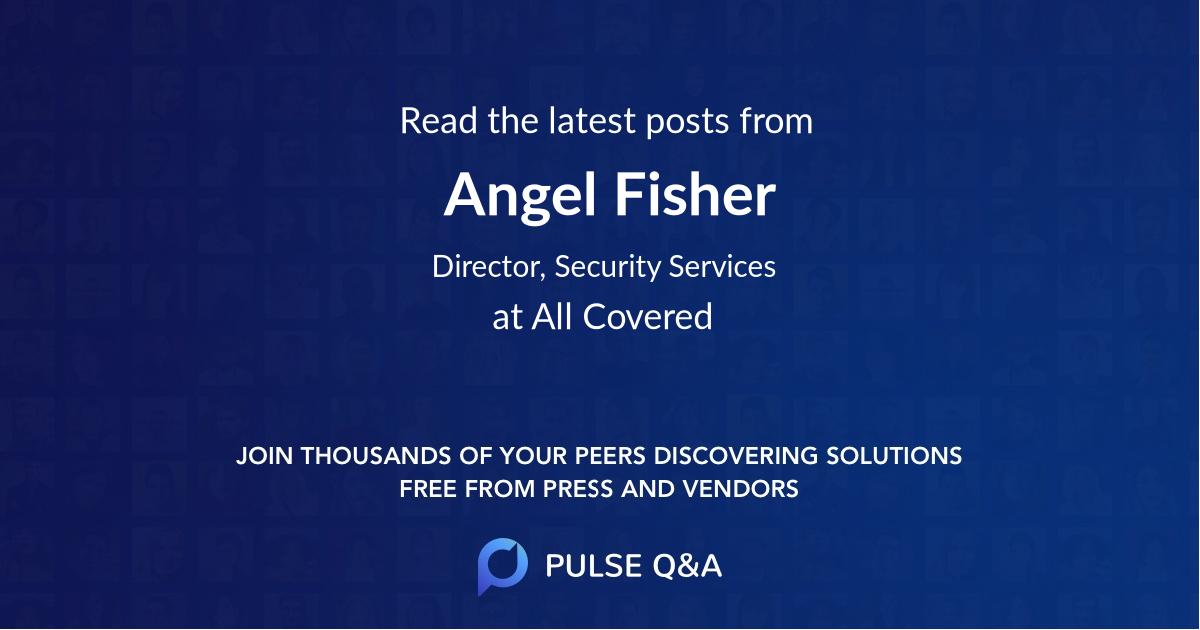 Angel Fisher