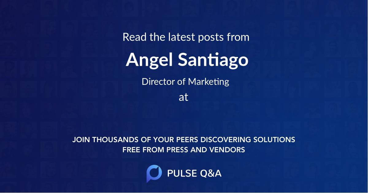 Angel Santiago