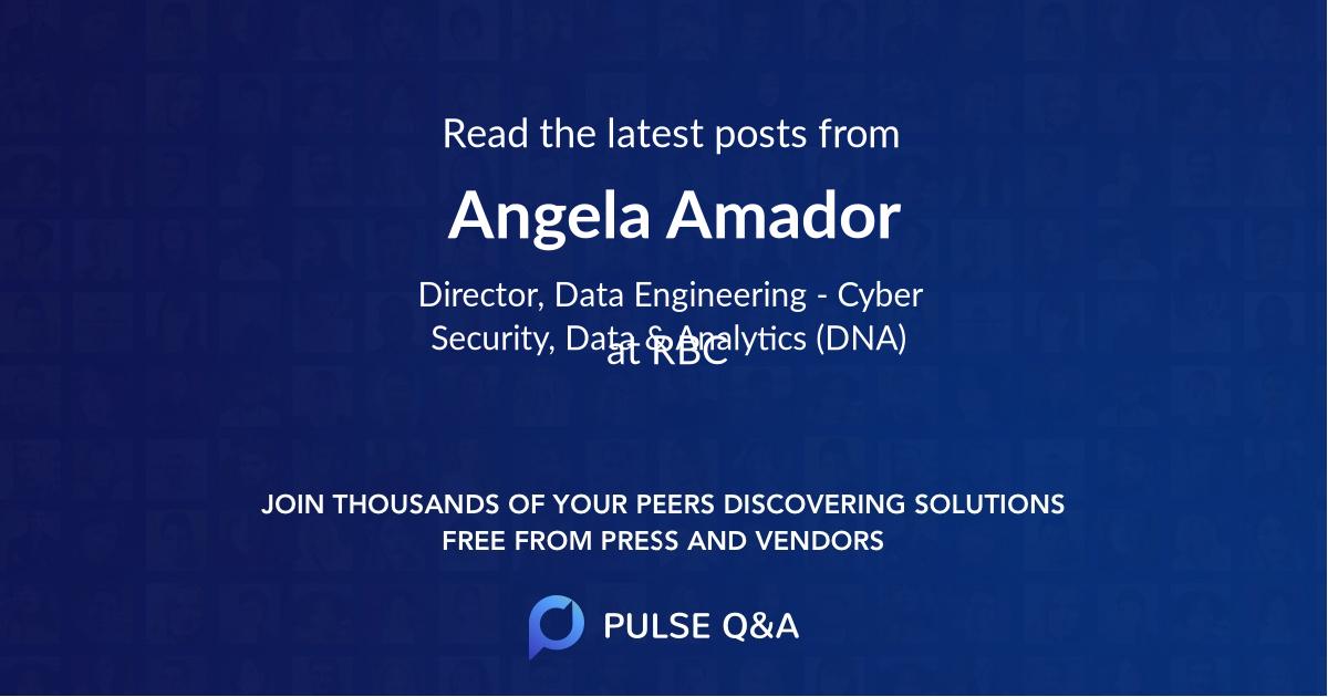 Angela Amador