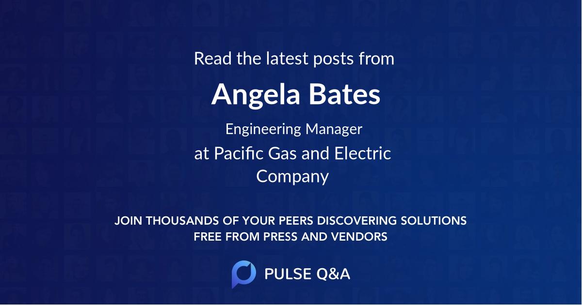 Angela Bates