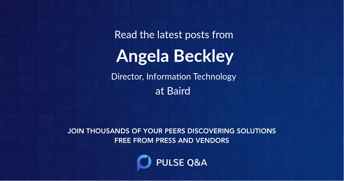 Angela Beckley