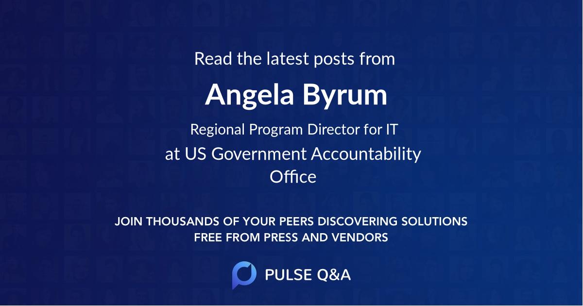 Angela Byrum