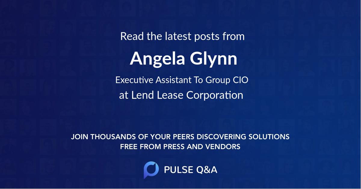 Angela Glynn
