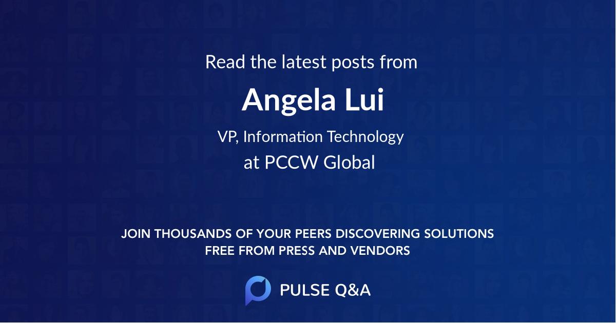 Angela Lui