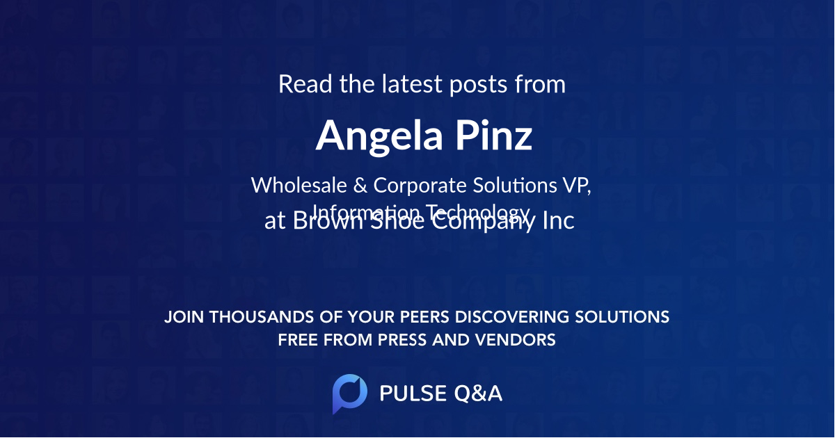 Angela Pinz