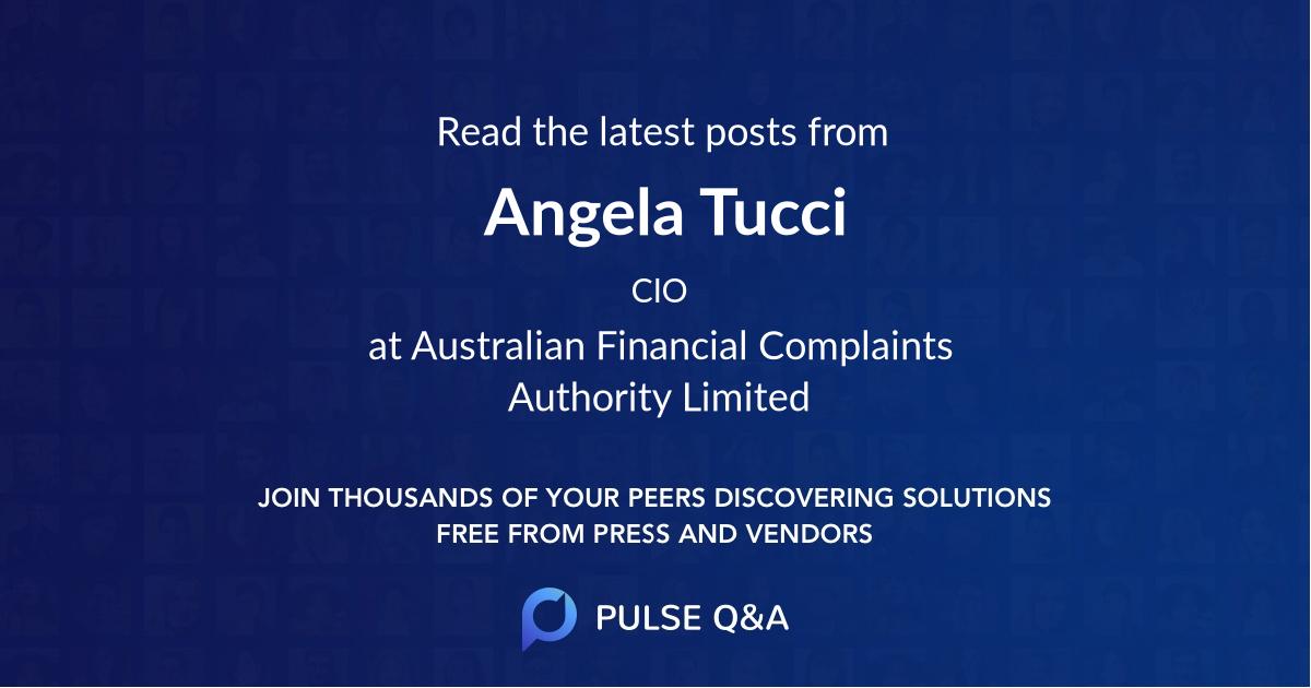 Angela Tucci