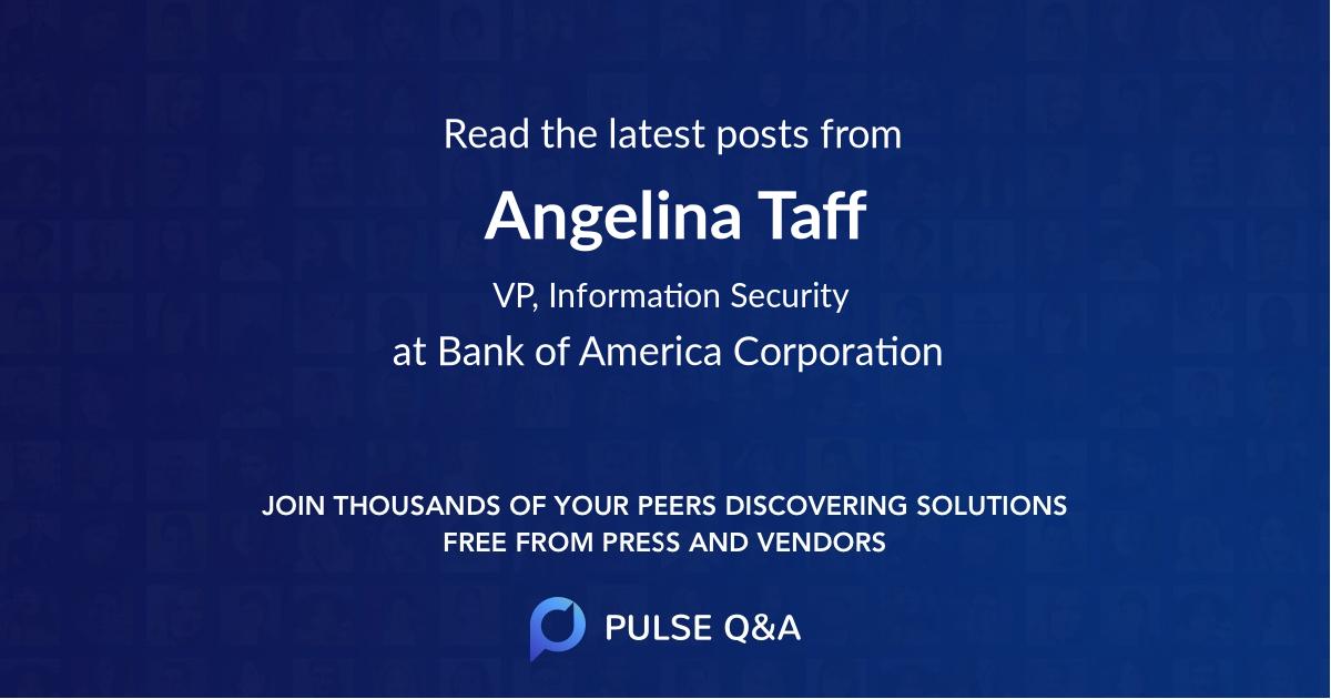 Angelina Taff