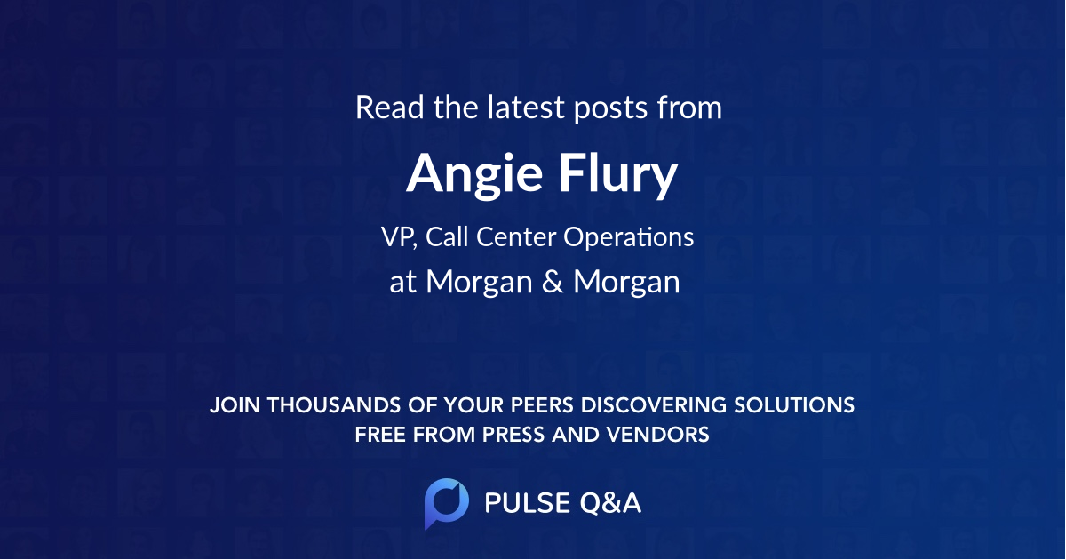 Angie Flury