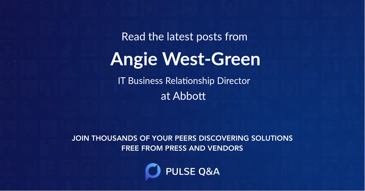Angie West-Green