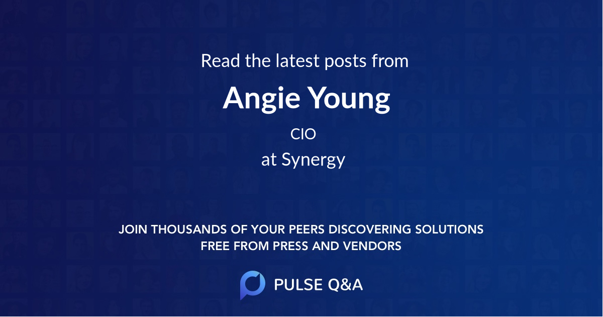 Angie Young