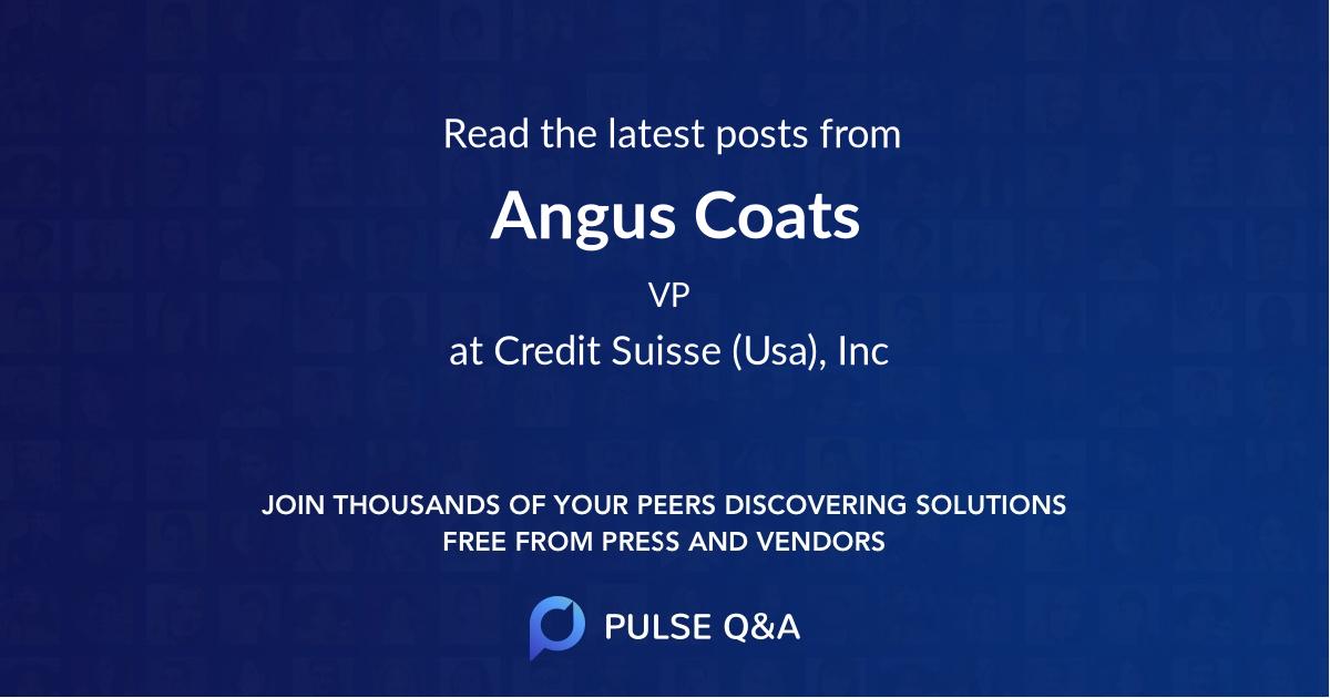 Angus Coats