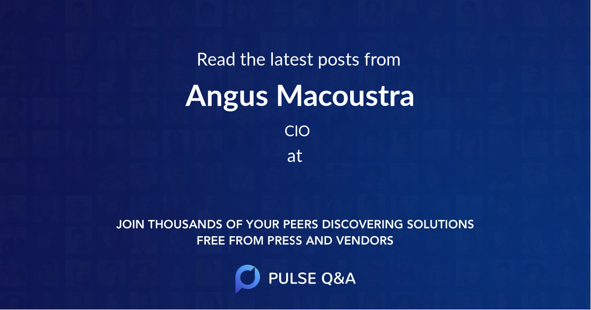 Angus Macoustra