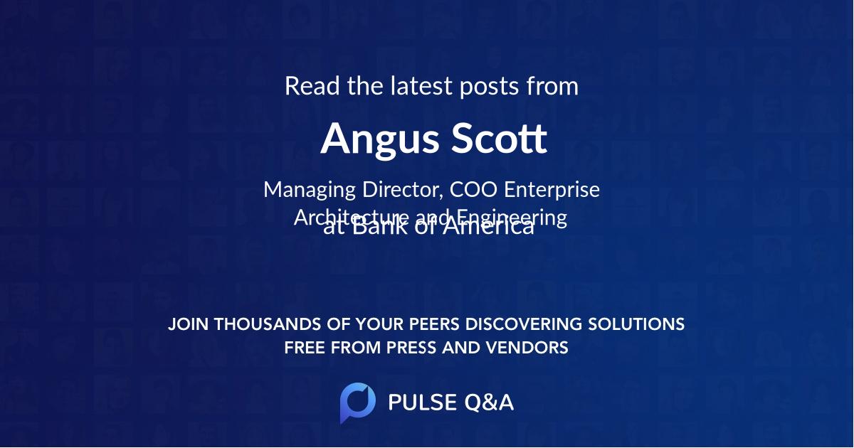 Angus Scott