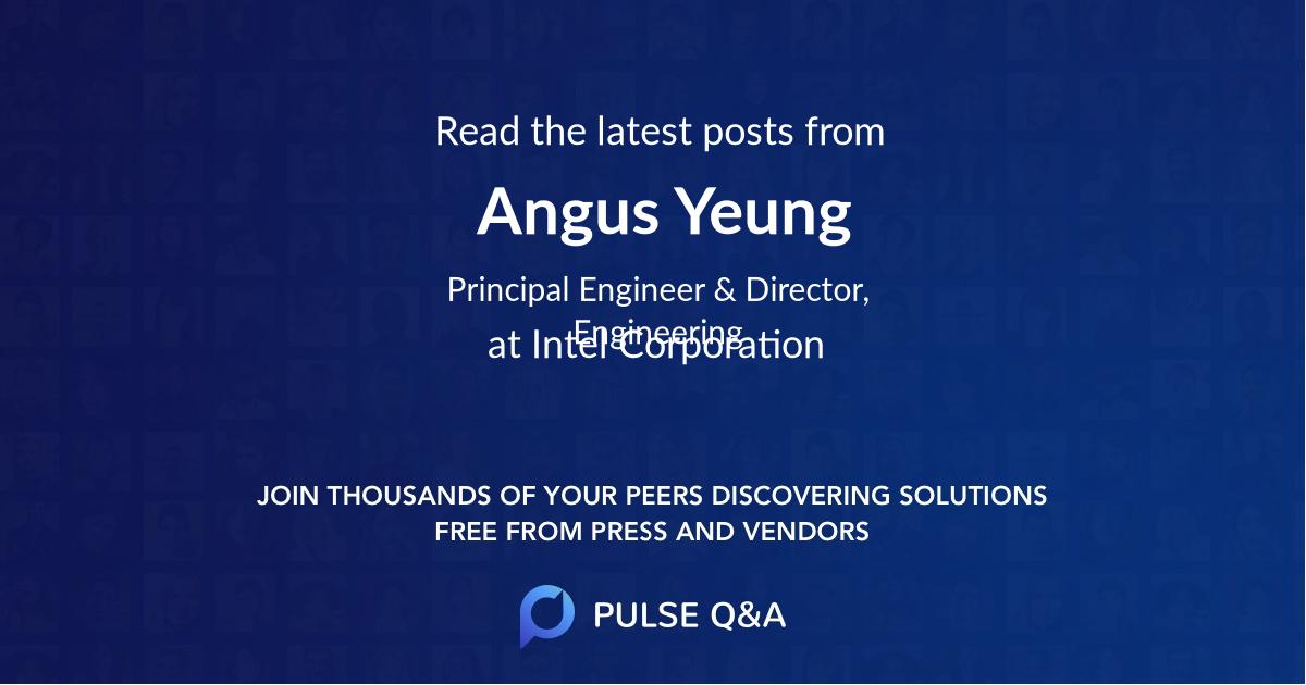 Angus Yeung