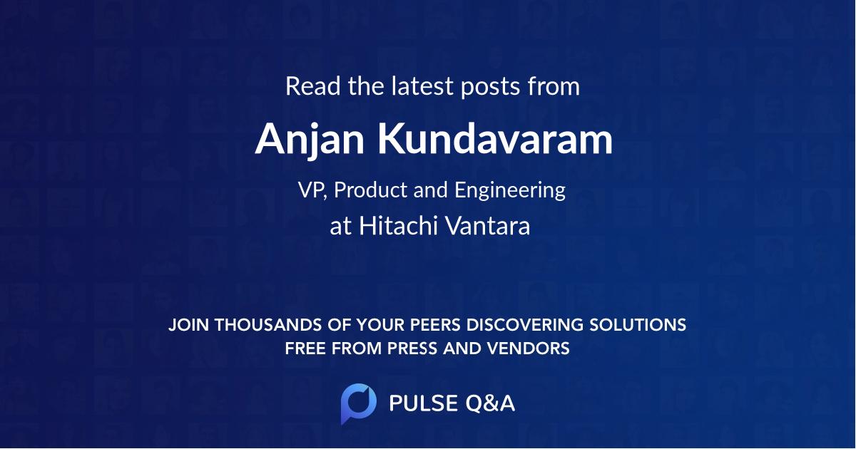 Anjan Kundavaram