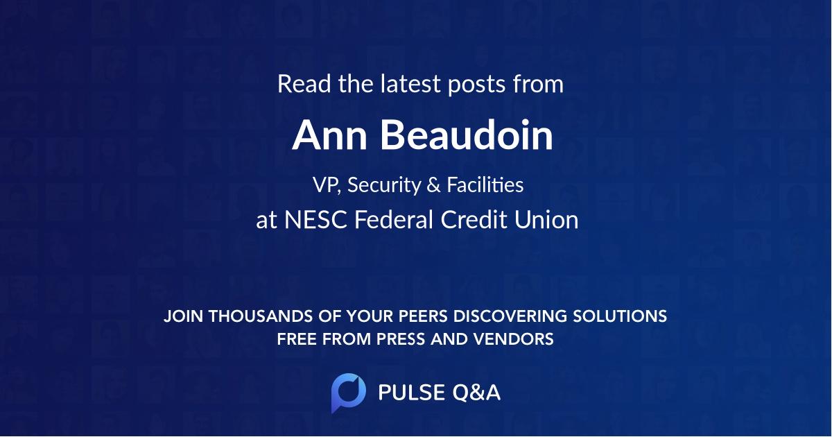Ann Beaudoin