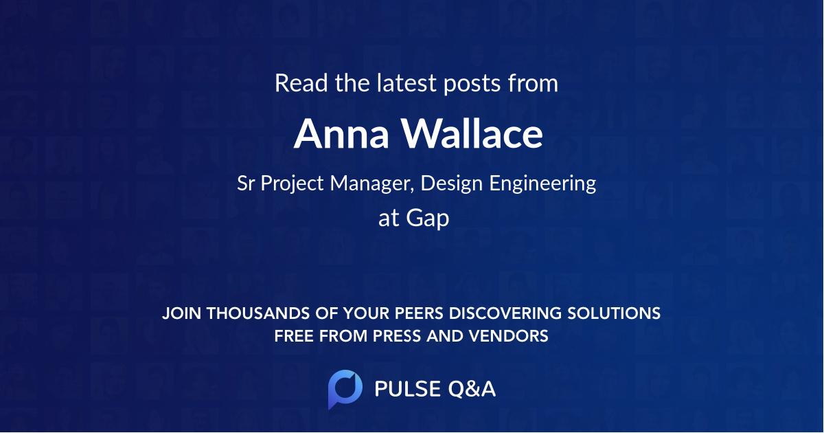 Anna Wallace