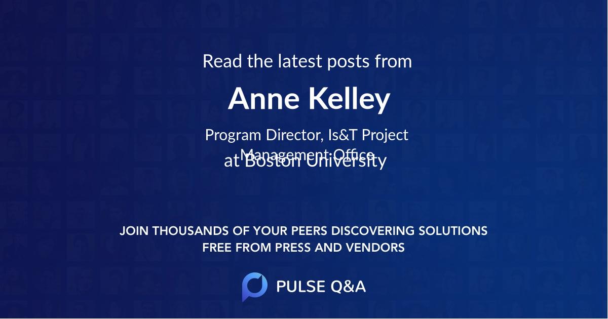 Anne Kelley