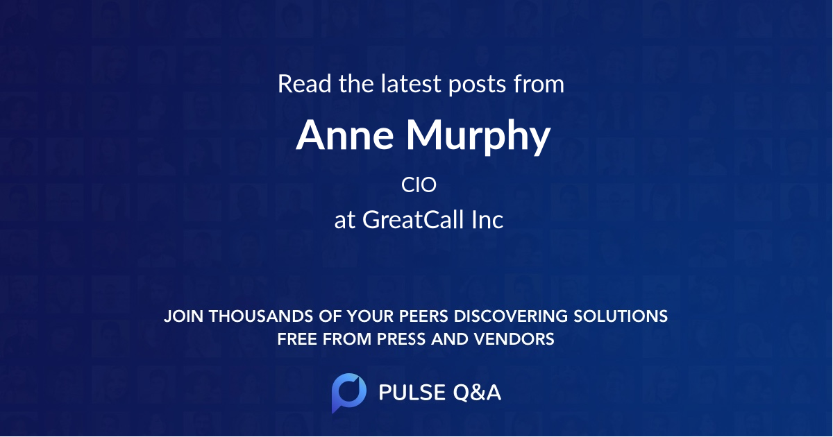 Anne Murphy