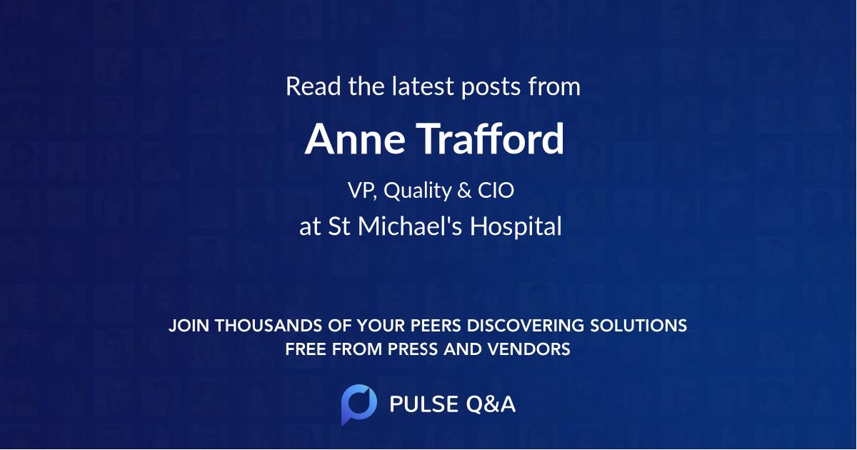 Anne Trafford
