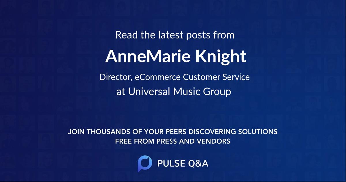 AnneMarie Knight