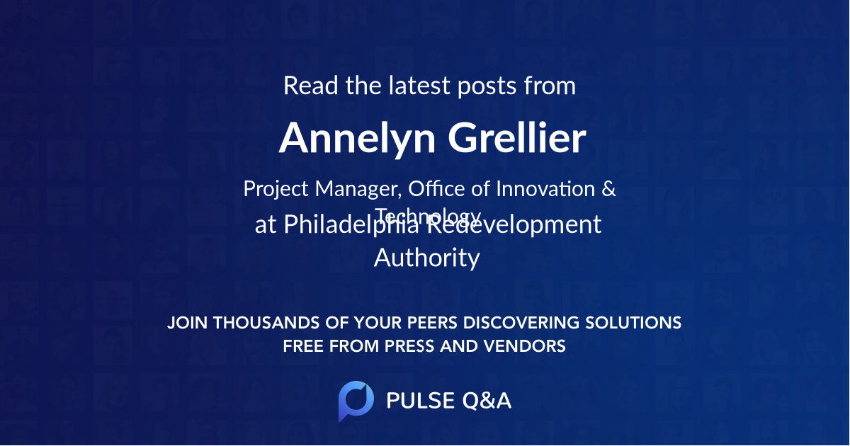 Annelyn Grellier