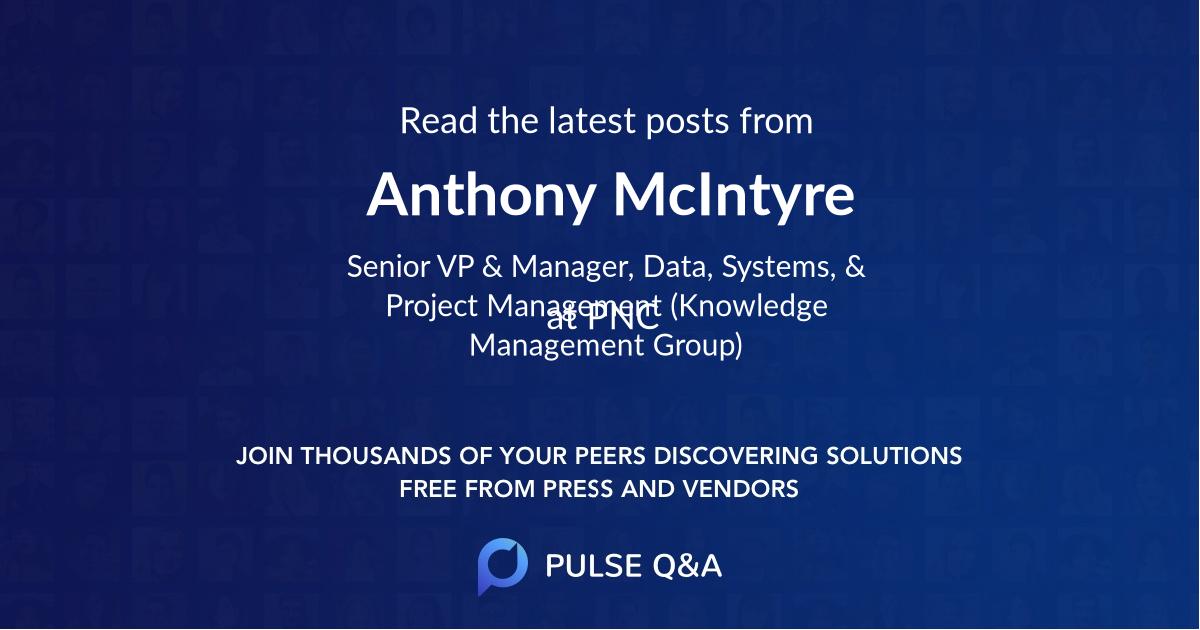 Anthony McIntyre