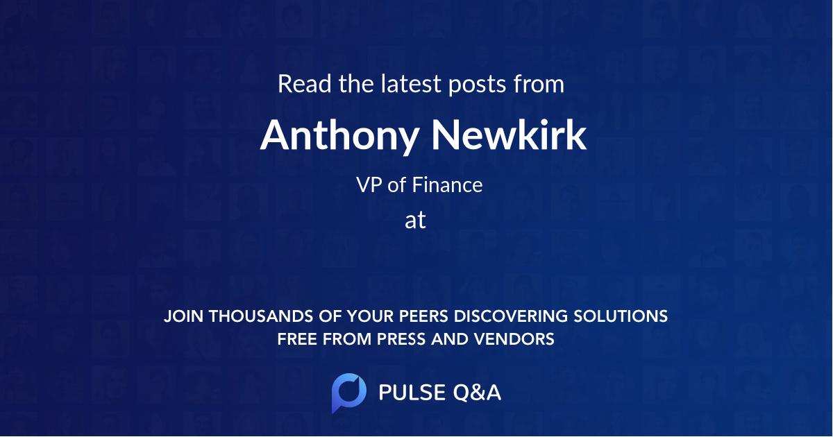 Anthony Newkirk