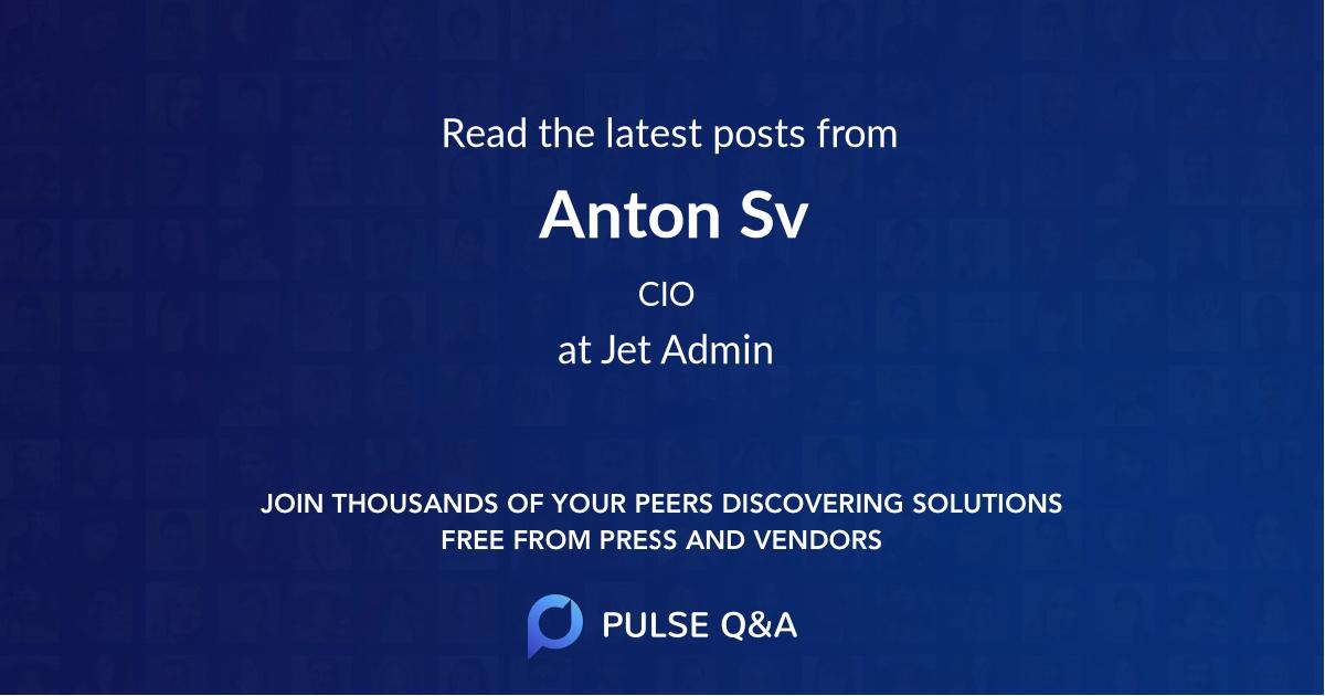 Anton Sv