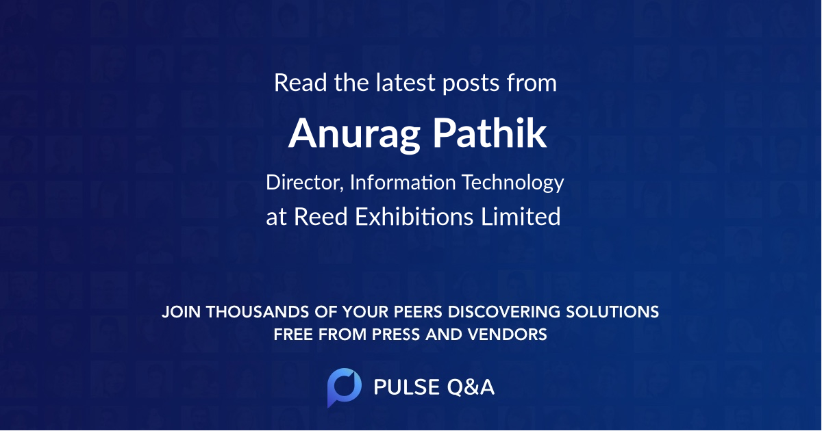 Anurag Pathik