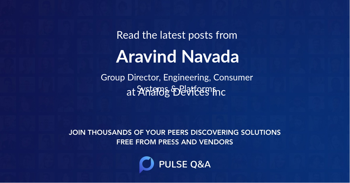 Aravind Navada
