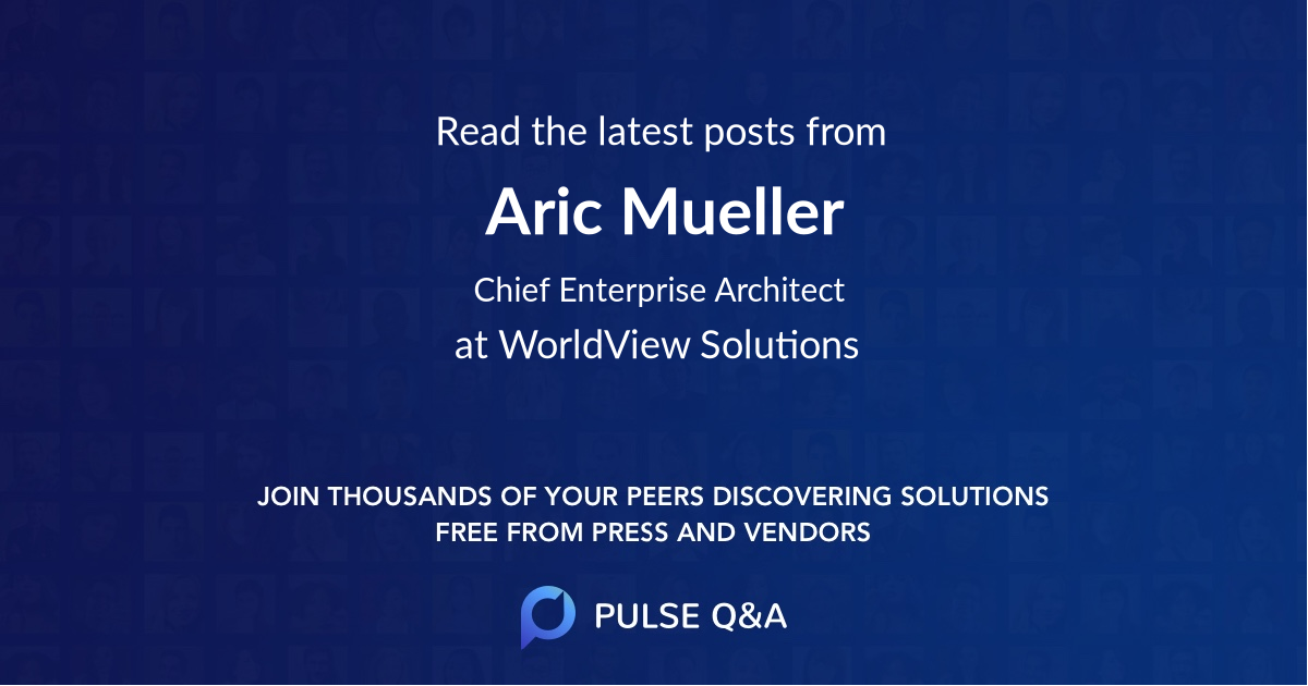 Aric Mueller