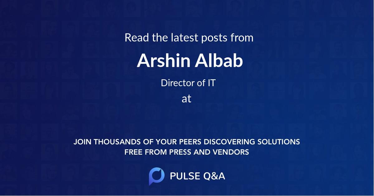 Arshin Albab
