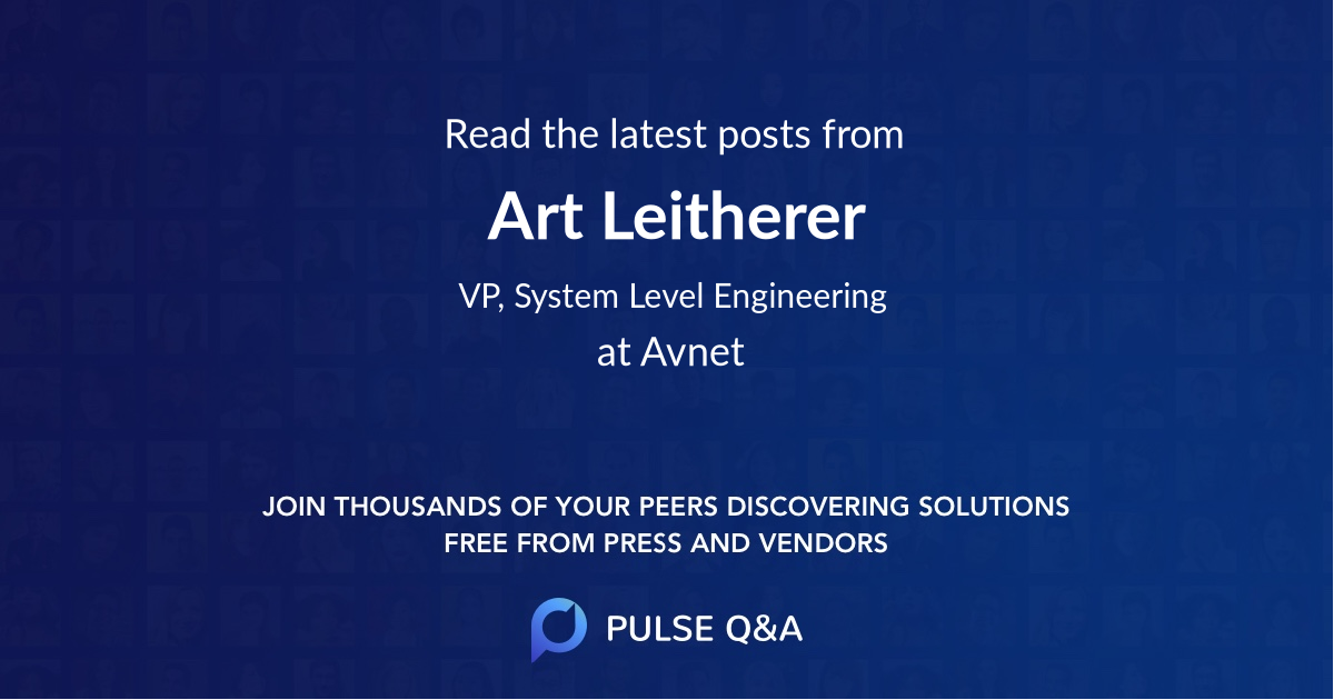 Art Leitherer