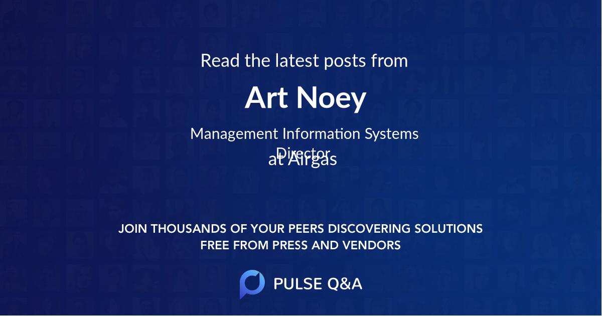 Art Noey