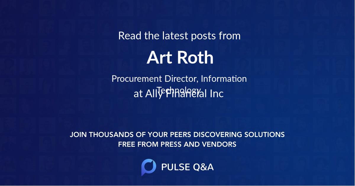 Art Roth