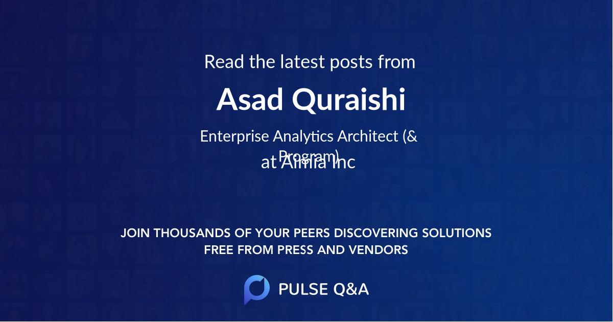 Asad Quraishi