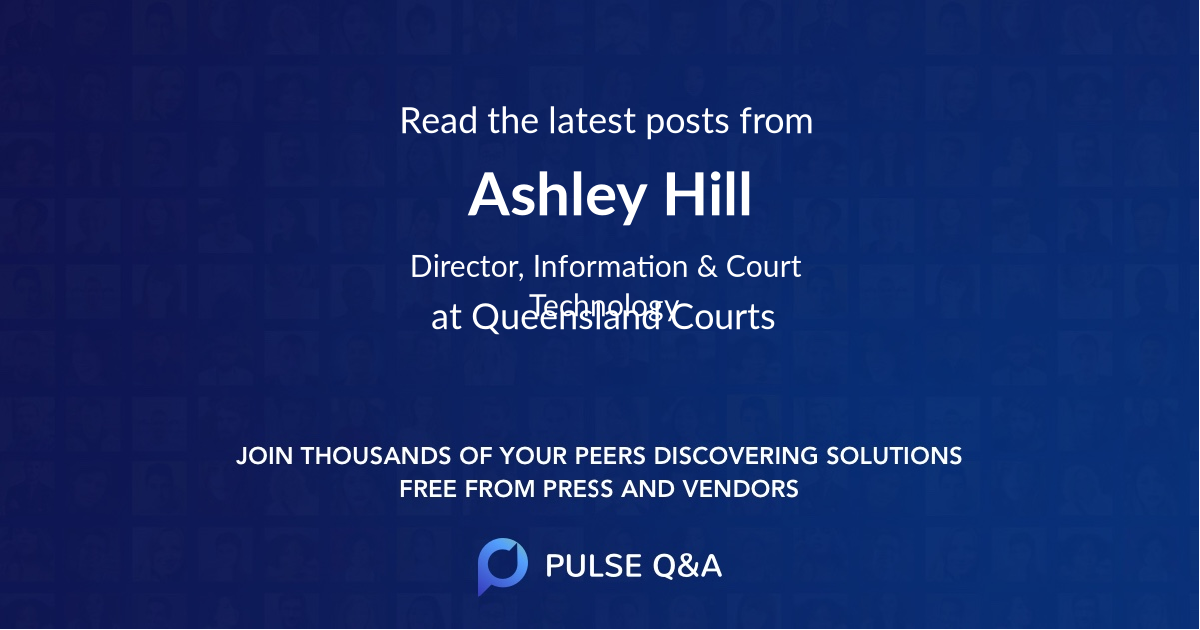 Ashley Hill