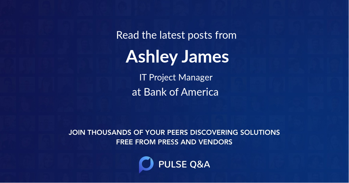 Ashley James