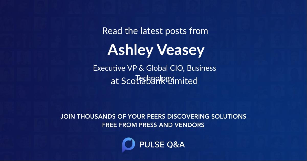 Ashley Veasey