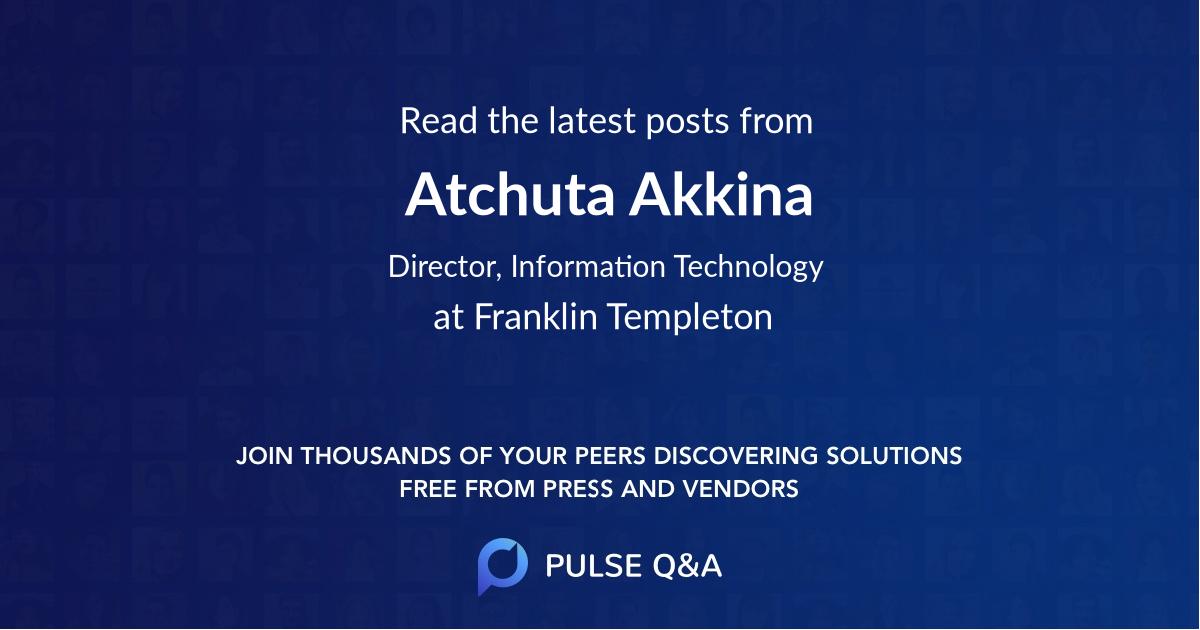 Atchuta Akkina