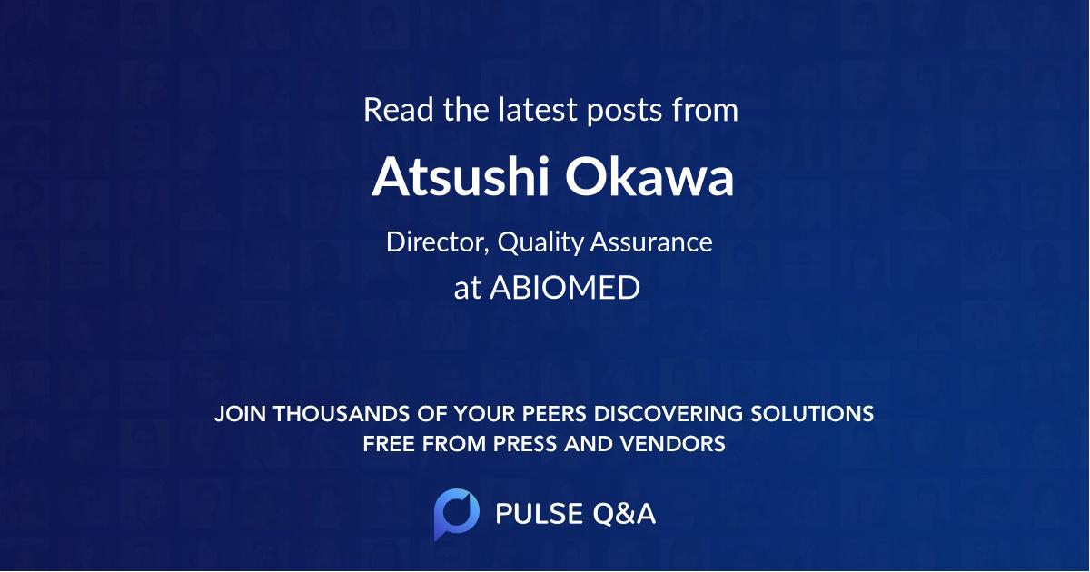 Atsushi Okawa