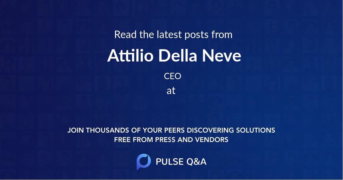 Attilio Della Neve