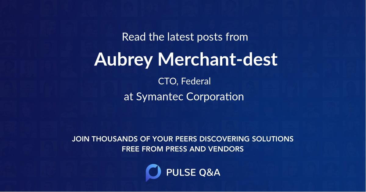 Aubrey Merchant-dest