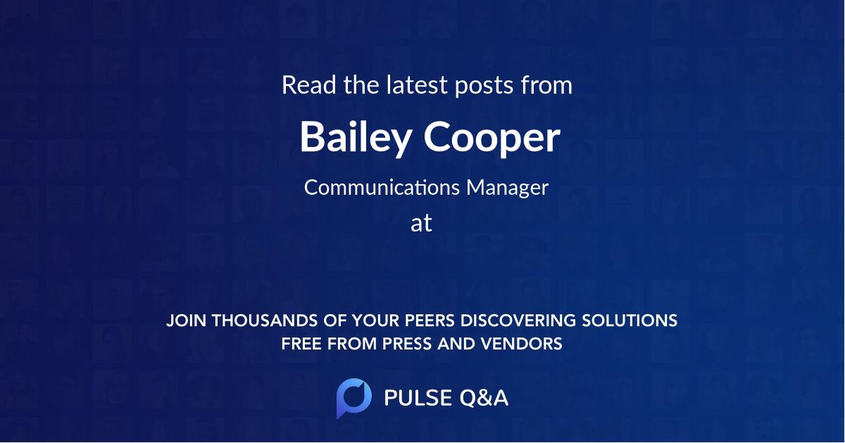 Bailey Cooper