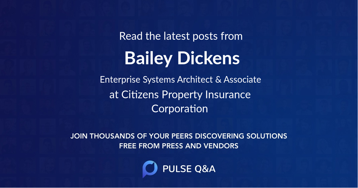 Bailey Dickens