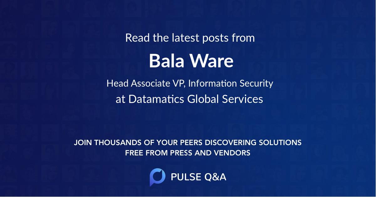 Bala Ware