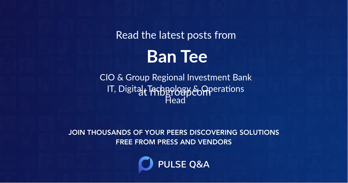 Ban Tee