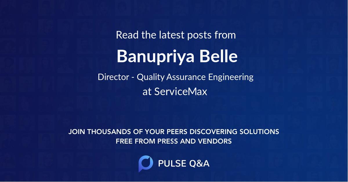 Banupriya Belle