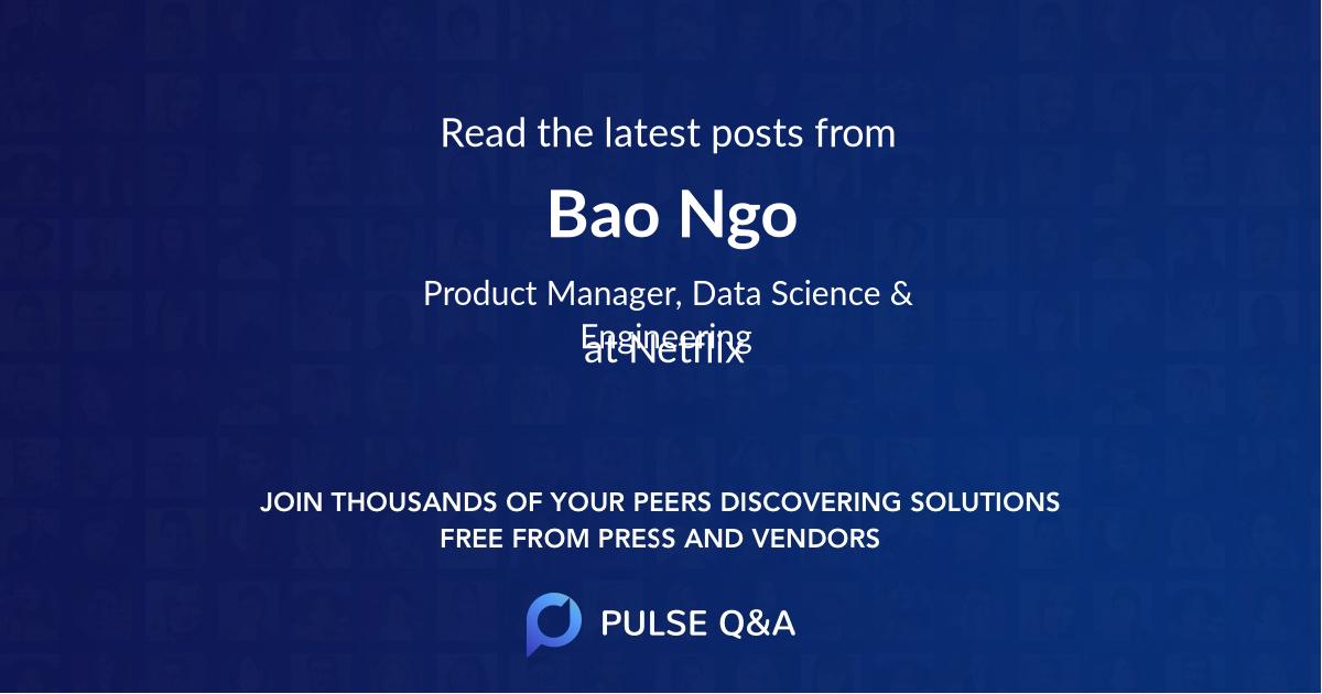 Bao Ngo